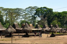 Bena traditional village, Ngada