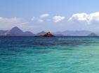 view from bidadari island
