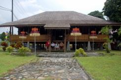 traditional house - tanjung pandan