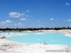 kaolin mining lake-tanjung pandan-1