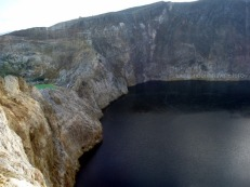 tiwu ata polo lake (lake of wicked people spirit) - kelimutu crater-1