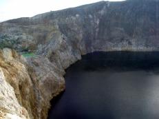 tiwu ata polo lake (lake of wicked people spirit) - kelimutu crater-1