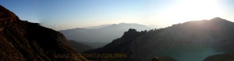 tiwu nuwa muri koo fai lake (lake of young men spirit) - kelimutu crater