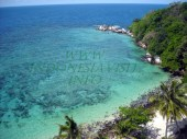 lengkuas island, belitong
