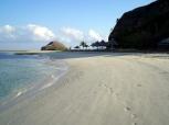 Maumere beach