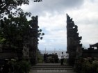 tanah lot - the gate