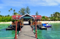derawan cafe & cottage