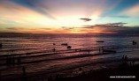 beautiful sunset @ tanjung bira