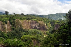 Sianok Canyon, Bukittinggi, IV Koto sub-district, Agam district, West Sumatera province