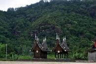 Surau (little mosque) next to hte palace