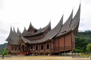 Istano Basa Pagaruyung, Jl. Sutan Alam Bagargasyah, Nagari Pagaruyung, Tanah Datar, West Sumatra