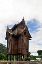 Rangkiang (rice barn)