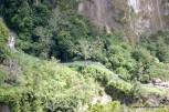 mini great wall at Sianok Canyon