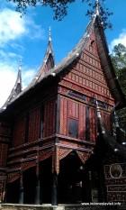 Museum Rumah Adat Baanjuang, Bukittinggi