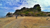 Ba'a Beach