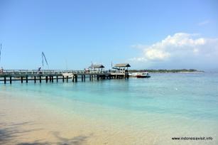 Gili Trawangan' jetty