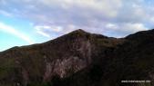 top of the mount batur