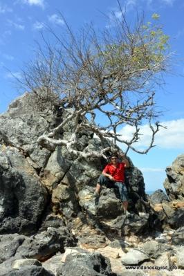 Kuta beach - southern lombok