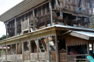 Nanggala Penanian' Toraja traditional house