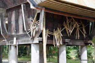 The tribe leader Alang, Nanggala Penaningan